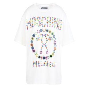 Oversized Moschino couture Shirt!